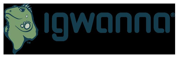 Igwanna brand footer logo