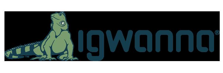 Igwanna brand header logo