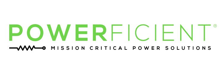 Powerficient logo image